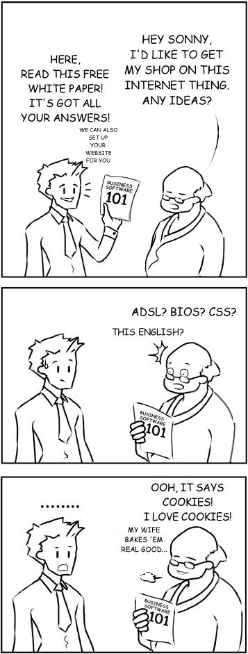 White Paper Fail